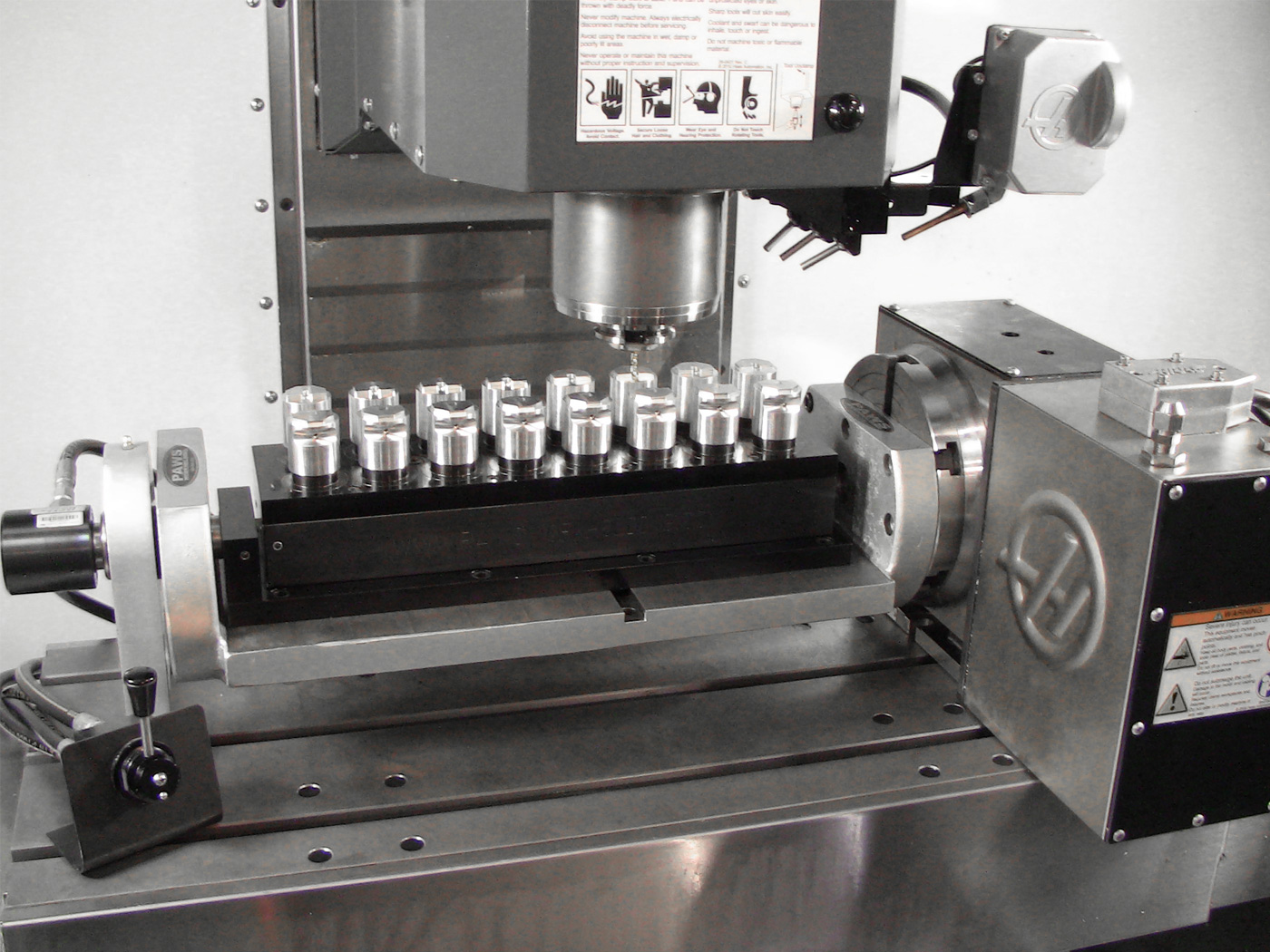 Id Collet Paws Workholding