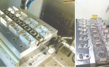 PAWS Workholding Announces Hydraulic Clamping Multi-Vise System