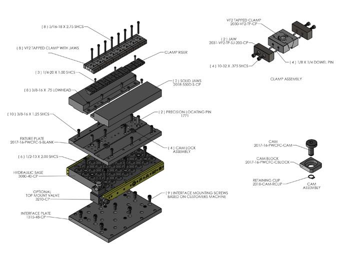 multi-vise-assembly