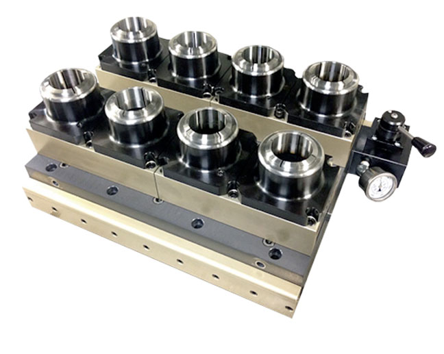 3j collet workholding