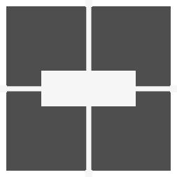 rectangular-collet