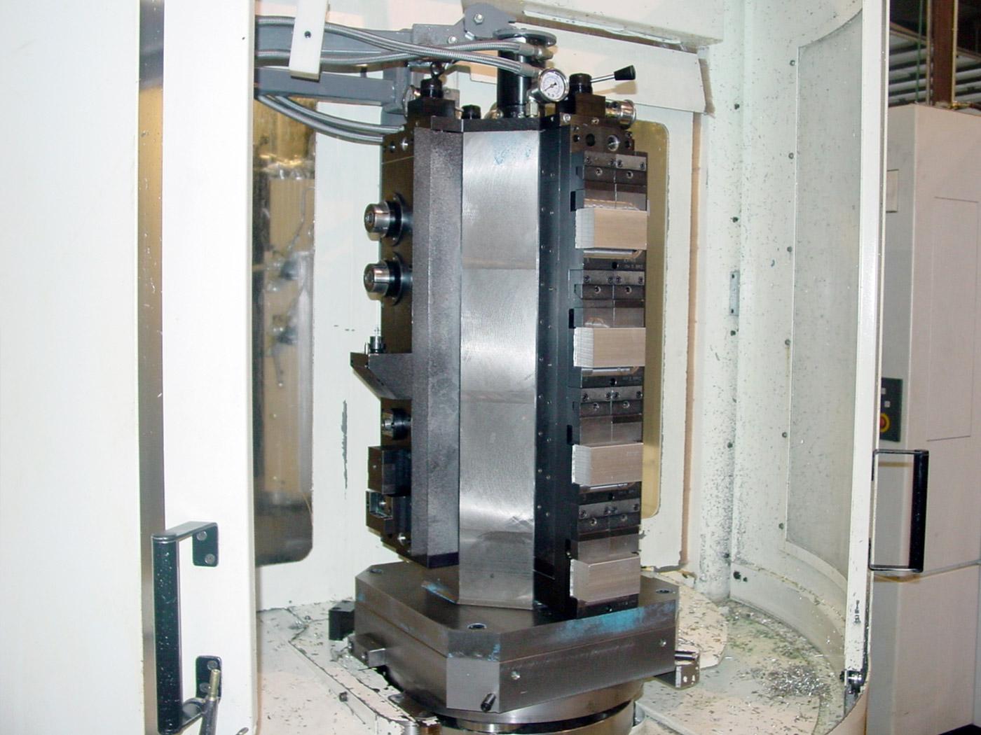 horizontal machine tombstones
