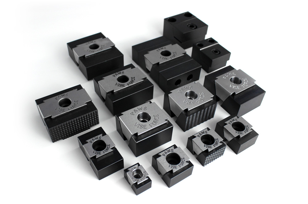 Vise Force Workholding Wedge Clamps