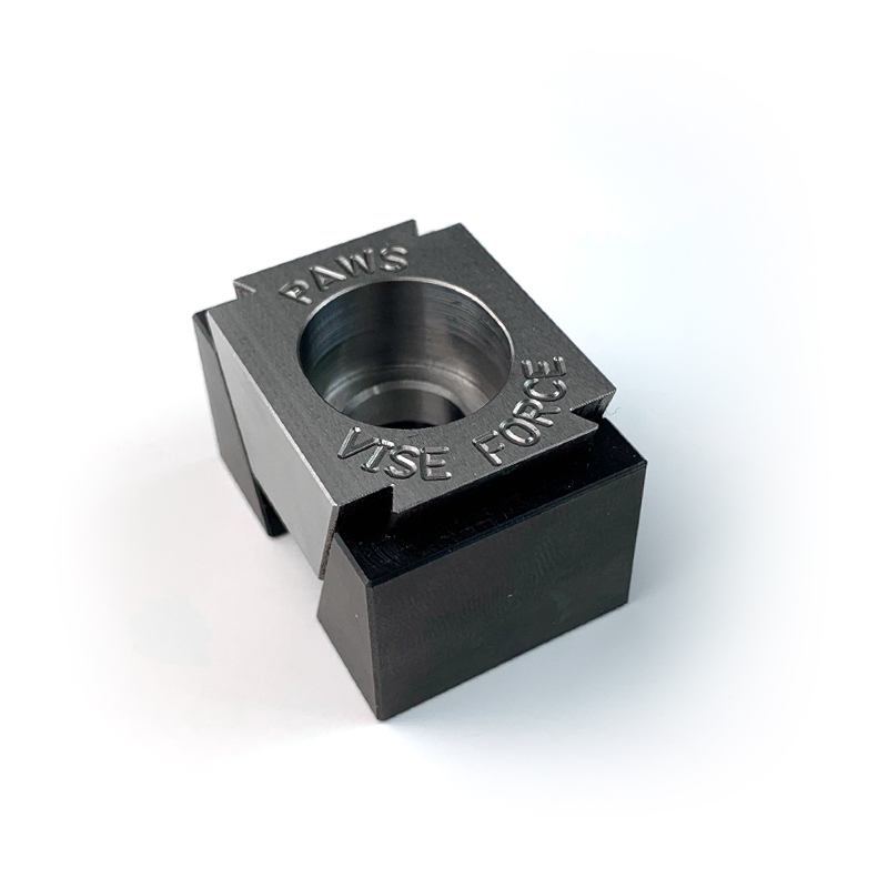 Vise Force Workholding Fixture Wedge Clamps – PAWS Workholding