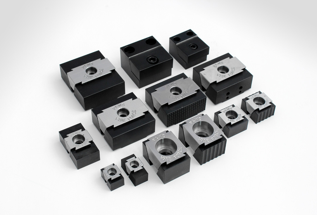 PAWS Vise Force Workholding Clamps
