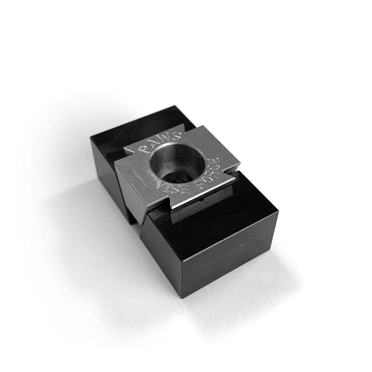 Vise Force 1 +8mm Machinable Jaw Workholding Clamp